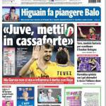 Rassegna Stampa: TuttoSport – Juve, mettilo in cassaforte