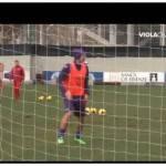 Video – Mario Gomez si allena e segna un gol fenomenale, si avvicina il suo ritorno