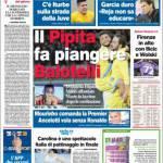 Rassegna Stampa: Corriere dello Sport – Il Pipita fa piangere Balotelli