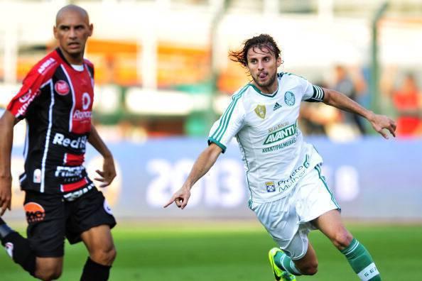Palmeiras v Joinville - Brazilian Series B 2013
