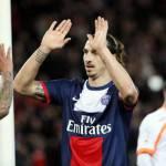 Video – PSG-Valenciennes, prodezza di Ibra: gol acrobatico sotto gli occhi di Ronaldo