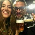 Osvaldo, un tweet della fidanzata lo trasforma da Johnny Depp a Pipino
