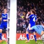Video-Jovetic, che figuraccia: simulazione patetica contro il Chelsea
