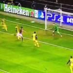 Video – Milan-Atletico Madrid: Miracolo di Courtois su Poli!