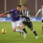 Fiorentina, si ferma nuovamente Vargas: fuori almeno dieci giorni