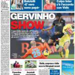 Corriere dello Sport – Gervinho show