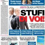 Corriere dello Sport – Stufi di voi