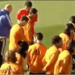 Video – Xabi Alonso e Cristiano Ronaldo se le suonano di santa ragione!