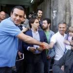 Napoli, De Magistris annuncia: 'Presto le firme per la riqualificazione del San Paolo'