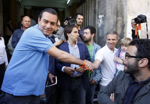 IDV (Italia Dei Valori) Party member of