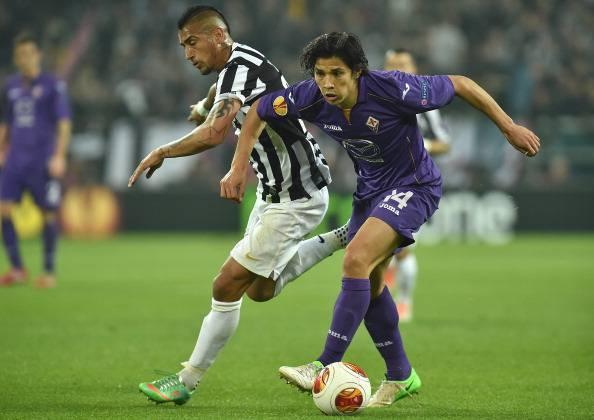 Juventus v ACF Fiorentina - UEFA Europa League Round of 16