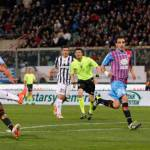 Video – Serie A, Catania-Juventus 0-1: risolve un fulmine di Tevez