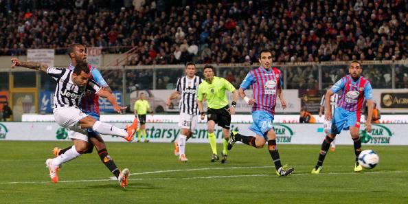 Calcio Catania v Juventus - Serie A