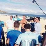 Foto – Del Piero in Australia incanta in campo e….in tv!