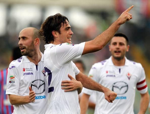 Calcio Catania v ACF Fiorentina - Serie A
