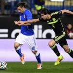 Spagna-Italia 1-0: Pedro stende gli azzurri