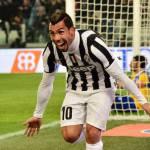 Juventus, Tevez: 'I gol in Europa arriveranno'