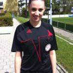 Foto – Ecco la risposta sexy a Elena Tambini: l'arbitro più hot della Svizzera!