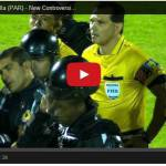 Video – Incredibile in Copa Libertadores: aggressione assurda contro l'arbitro!