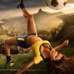 Foto- Brasile 2014, realizzato un calendario con delle bellezze…mondiali