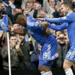 Video – Eto'ò segna ed esulta come un vecchietto e replica a Mourinho: che spettacolo!