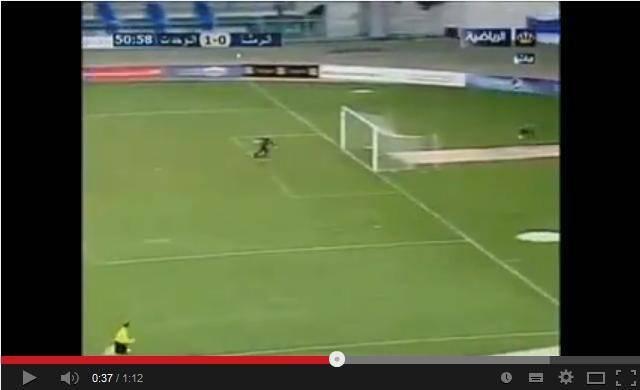 gol2 Video  gol dellanno di Salhani: tacco da fuori area