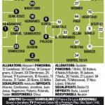 Foto – Inter-Udinese, probabili formazioni: quanti cambi per Mazzarri, Guidolin punta su Fernandes