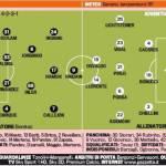 Napoli-Juventus, le probabili formazioni della Gazzetta: Higuain sfida Llorente-Osvaldo
