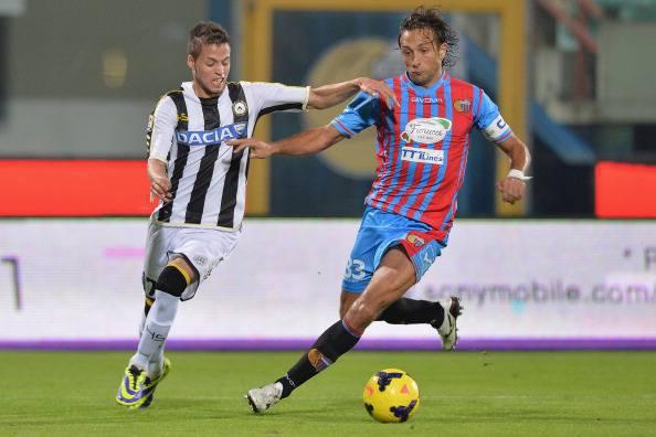 Calcio Catania v Udinese Calcio - Serie A
