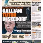 Gazzetta dello Sport – Galliani tutor di Seedorf