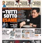 Gazzetta dello Sport – Thohir 'Tutti sotto esame'