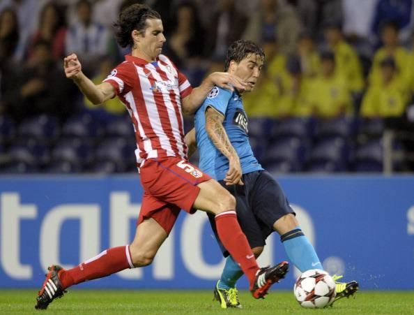 FC Porto v Club Atletico de Madrid - UEFA Champions League
