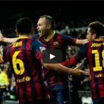 Barcellona, Iniesta racconta: 'Ero innamorato di Laudrup'