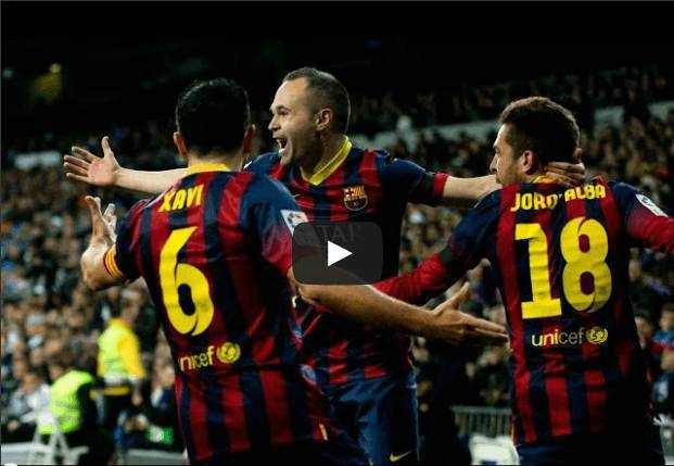 video iniesta