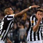 Juventus-Lione, voti e tabellino dell'incontro di Europa League