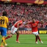 Benfica-Juventus, voti e tabellino dell'incontro di Europa League