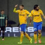 Sassuolo-Juventus, voti e tabellino del posticipo di Serie A