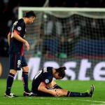 Psg, tegola Ibrahimovic: rischia un mese di stop!