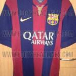 Foto – Barcellona, rubato il primo scatto della maglia 2014-2015: che bellezza!