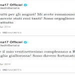 Calciomercato Roma, Benatia su Twitter: 'Orgoglioso di questa maglia'