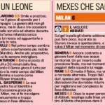 Foto – Genoa-Milan, voti e pagelle della Gazzetta dello Sport: Abbiati prodigioso, Motta non si arrende