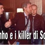 Mourinho scagiona un boss della camorra: ecco la foto che ha fatto il giro del web!