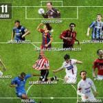 Top 11: gli addii al calcio nel 2014, quanti campioni!