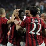 Milan-Sassuolo, voti e tabellino dell'incontro di Serie A