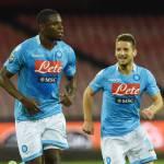 Napoli-Hellas Verona, voti e tabellino dell'incontro di Serie A