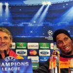 Calciomercato Juventus, Mancini su Drogba: 'Sarebbe un grandissimo acquisto per l'assalto alla Champions'