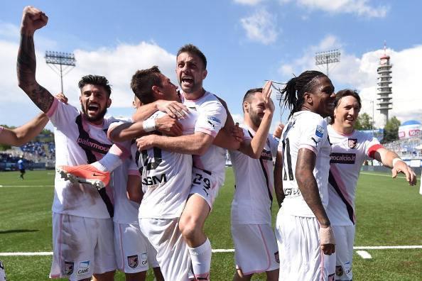 Novara Calcio v US Citta di Palermo - Serie B