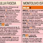 Foto – Atalanta-Milan, voti e pagelle della Gazzetta dello Sport: Brienza da favola, disastroso Constant
