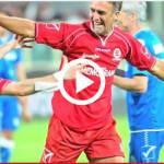 Video – Immortale Batistuta, gol pazzesco durante 'La Partita del cuore': che bomba!