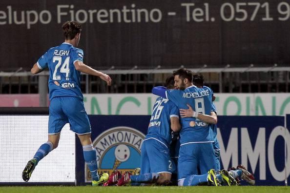 Empoli FC v US Citta di Palermo - Serie B